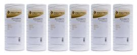 Pentek WP25BB97P String-Wound Water Filters (6-Pack)