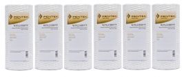 WPX25BB97P Fibrillated Polypropylene Water Filter (6-Pack)