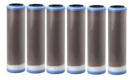 Pentek WS-10 Water Softening Filter (9-3/4 in x 2-5/8 in) (6-Pack)