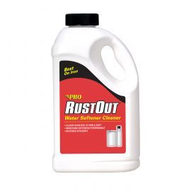 Rust Out Water Softener Cleaner and Iron Remover by Pro Products
