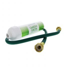 Rainshower Garden Grow Garden Hose Filter and Hose Saver