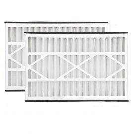 16x25x5 255649-105 & 259112-105 Trion / Air Bear MERV 8 Comparable Air Filter by Tier1 (2-pack)
