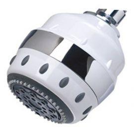Sprite AR5-CT Royale Filtered Shower Head - White / Chrome