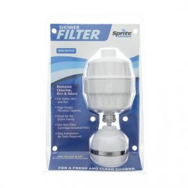 Sprite HO-WH High Output Shower Filter System - White