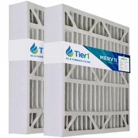 Tier1 brand replacement for Lennox X0585 - 20 x 20 x 5 - MERV 11 (2-Pack)