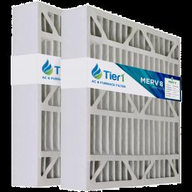 20x20x5 255649-103 & 259112-103 Trion / Air Bear MERV 8 Comparable Air Filter by Tier1 (2-pack)