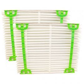 Aprilaire 213 Air Purifier Replacement Filter by Tier1 (2-Pack)