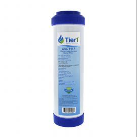 AP117 Comparable Granular Activated Carbon Replacement Cartridge by Tier1