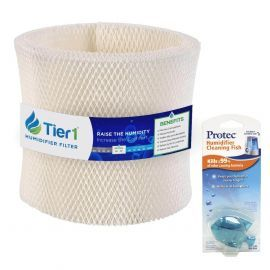 Emerson MAF1 Comparable Humidifier Filter with Humidifier Tank Fish by Tier1