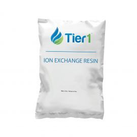 Ion Exchange Resin by Tier1 (25 Liter Bag)