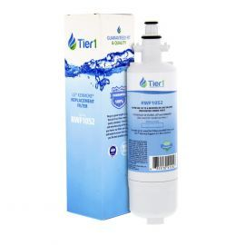 LG LT700P Comparable Refrigerator Water Filter Replacement By Tier1