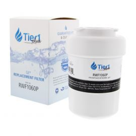 GE MWF Comparable Lead And Mercury Reducing Refrigerator Water Filter By Tier1 Plus