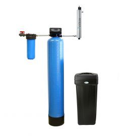 48,000 Grain Capacity Tier1 Water Softener with 20-Inch Pre-Filter Kit and 18 GPM UV Disinfection