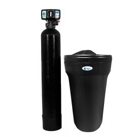 Basic Certified Series Tier1 30,000 Grain High Efficiency Digital Water Softening System for Hardness, Iron and Manganese Reduction