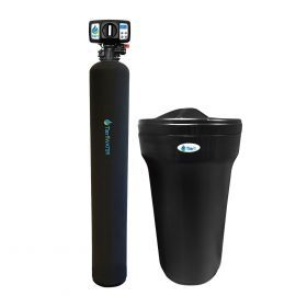 Tier1 Elite Series 45,000 Grain High Efficiency Digital Water Softening System for Hardness + Iron and Manganese Reduction