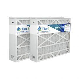 Tier1 brand replacement for Trane BAYFTAH26M - 21 x 26 x 5 - MERV 11 (2-Pack)