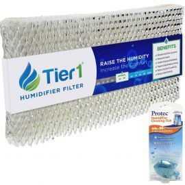 HWF72/HWF75 Holmes Comparable Humidifier Replacement Filter with Humidification Tank Fish by Tier1