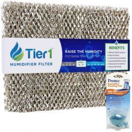 990-13 GeneralAire Comparable Humidifier Replacement Filter with Humidifier Tank Fish by Tier1
