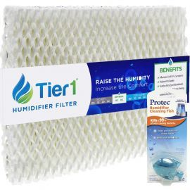 MD1-0002 Vornado Humidifier Wick Filter with Humidifier Tank Fish by Tier1