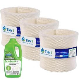 Tier1 Kenmore EF1 14906 & Emerson MAF1 Comparable Replacement Filter with Original BT Humidifier Bacteriostatic Water Treatment