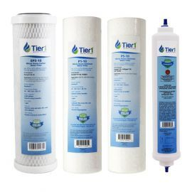Tier1 RO5 Replacement Filter Bundle 4-Pack
