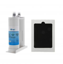 Electrolux EWF01 and EAFCBF Pure Advantage Comparable Refrigerator Water Filter and Air Filter Combo by Tier1