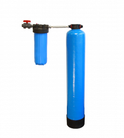 Whole Home Carbon and KDF Water Purification System by Tier1