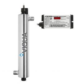 VH410 Residential UltraViolet Water Disinfection System by Viqua