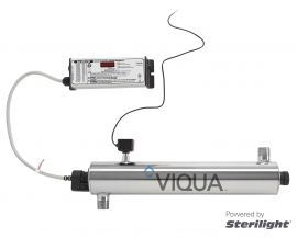 VH410M Viqua Home Plus UltraViolet Water Disinfection System