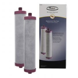 WHERF Whirlpool Reverse Osmosis System Pre and Post Filter Set