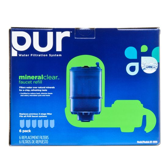 PUR RF-9999 3 Stage Water Filters Replacement Faucet