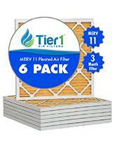 Tier 1 MERV 11 Pleated Filter