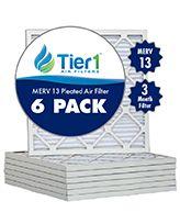 Tier 1 MERV 13 Pleated Filter