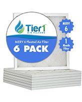 Tier 1 MERV 6 Spun Filament Filter