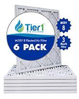 Tier 1 MERV 8 Pleated Filter